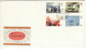 1975-02-19 Turner Painters Pre-Dated Error FDC ? (51441)