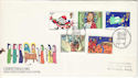 1981-11-18 Christmas Stamps Bethlehem FDC (51461)