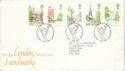 1980-05-07 London Landmarks Bureau FDC (51462)