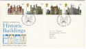1978-03-01 Historic Buildings Bureau FDC (51471)