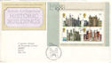 1978-03-01 Historic Buildings M/S Bureau FDC (51476)