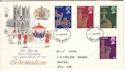 1978-05-31 Coronation Stamps Exeter FDI (51510)
