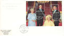 2000-08-04 Queen Mother M/S Sandringham FDC (51515)