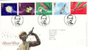 2002-08-20 Peter Pan Stamps T/House FDC (51759)