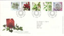 2002-11-05 Christmas Stamps T/House FDC (51760)