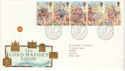 1989-10-17 Lord Mayor's Show BUREAU FDC (51948)