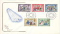 1979-11-21 Christmas Stamps Bethlehem FDC (52074)