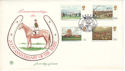 1979-06-06 Horseracing Stamps Epsom FDC (52078)