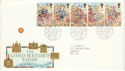 1989-10-17 Lord Mayor Show London EC4 FDC (52140)