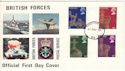 1978-05-31 Coronation Stamps Forces PO 85 cds FDC (52170)