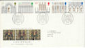 1989-11-14 Christmas Stamps Bethlehem FDC (52186)