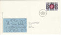 1977-06-15 Silver Jubilee Stamp Windsor FDC (52209)