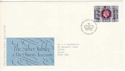 1977-06-15 Silver Jubilee Stamp Windsor FDC (52210)