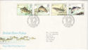 1983-01-26 River Fish Stamps Peterborough FDC (52244)