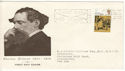 1970-06-03 Charles Dickens Broadstairs Slogan FDC (52279)