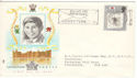 1969-07-01 Investiture Caernarvon Boxed Slogan FDC (52293)