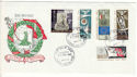 1969-09-20 Malta 5th Anniv of Independence FDC (52394)