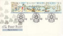 1987-05-13 Australia The First Fleet FDC (52398)