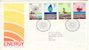 1978-01-25 Energy Stamps Bureau FDC (52482)