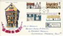 1970-02-11 Rural Architecture Margate cds FDC (52515)