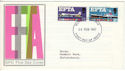1967-02-20 EFTA Stamps Bournemouth FDC (52597)
