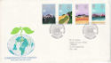 1983-03-09 Commonwealth Day London SW FDC (52634)