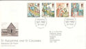 1997-03-11 Missions of Faith Stamps Bureau FDC (52711)