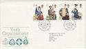 1982-03-24 Youth Organisations London SW FDC (52716)