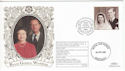 1997-11-13 Golden Wedding Benham Windsor FDC (52850)