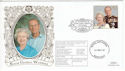 1997-11-13 Golden Wedding Benham Birkhall FDC (52852)