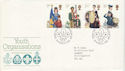 1982-03-24 Youth Organisations London SW FDC (52895)