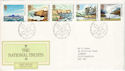 1981-06-24 National Trust Stamps Keswick FDC (52905)