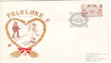 1981-02-06 Folklore B Library London WC FDC (52924)