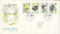1980-01-16 Bird Stamps Sandy FDC (52939)