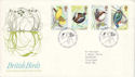 1980-01-16 Bird Stamps Sandy FDC (52940)