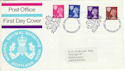 1971-07-07 Scotland Definitive Aberdeen FDC (H-53157)