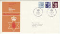 1978-01-18 N Ireland Definitive Belfast FDC (H-53162)