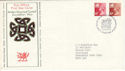 1976-10-20 Wales Definitive Cardiff FDC (H-53163)
