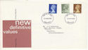 1979-08-15 Definitive Stamps Aberdeen FDI (H-53175)