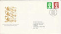 1985-10-29 Definitive Stamps Bureau FDC (H-53214)