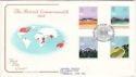 1983-03-09 Commonwealth Day London FDC (53269)