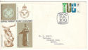 1968-05-29 TUC Manchester FDC (53356)
