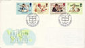1984-09-25 British Council Oxford FDC (53375)