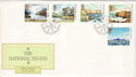 1981-06-24 National Trust St Kilda Forces 1750 PS FDC (53680)