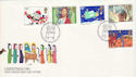 1981-11-18 Christmas Stamps Bethlehem FDC (53706)