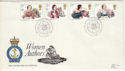 1980-07-09 Authoresses Stamps RNLI FDC (53805)