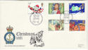 1981-11-18 Christmas Stamps RNLI FDC (53811)