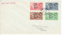1958 Ghana Prime Ministers Visit OP Stamps FDC (54102)