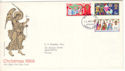 1969-11-26 Christmas Stamps Bethlehem FDC (54146)