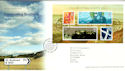 2006-11-30 Celebrating Scotland M/S T/House FDC (54365)